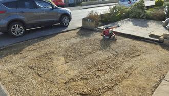 X-Grid® Gravel Driveway