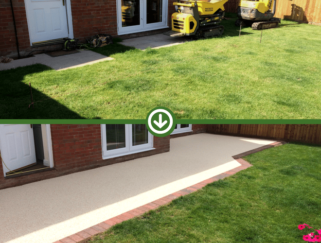 X-Grid and Resin Bound Patio Conclusion