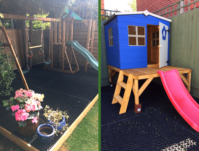 Rubber Grass Mats Playareas Conclusion
