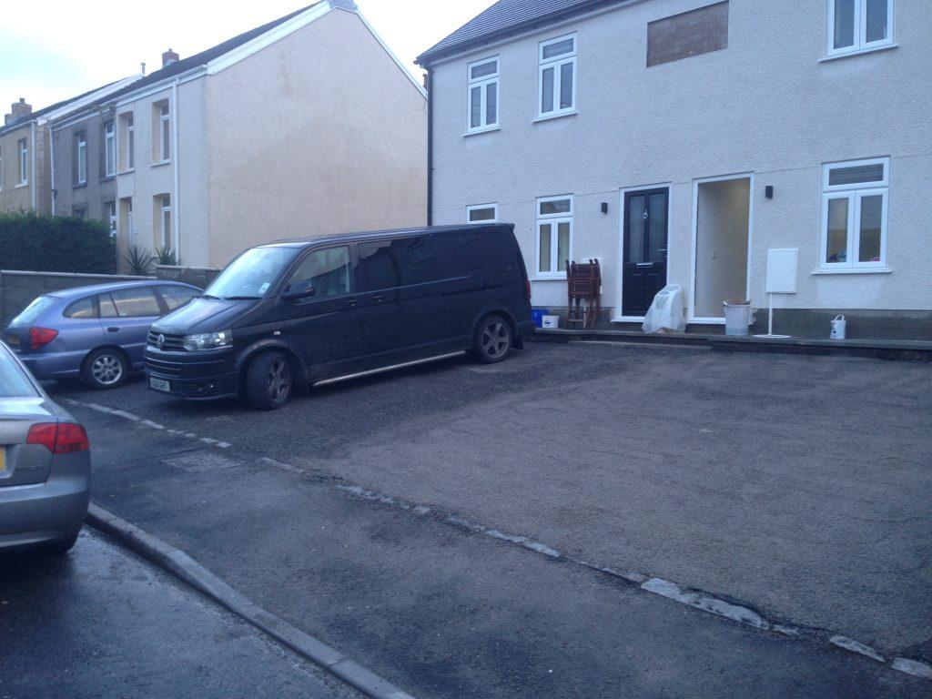 Domestic X-Grid Driveway - No1 Home Improvements Finished