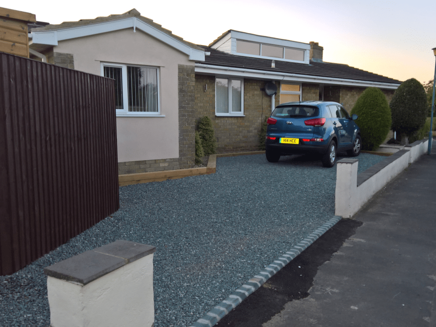 Bungalow X-Grid® Gravel Driveway Featured Image