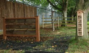 Hill Holt Wood Rubber Grass Mats Extra 3