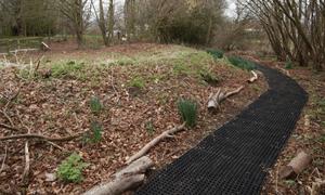 Grass Protection Matting