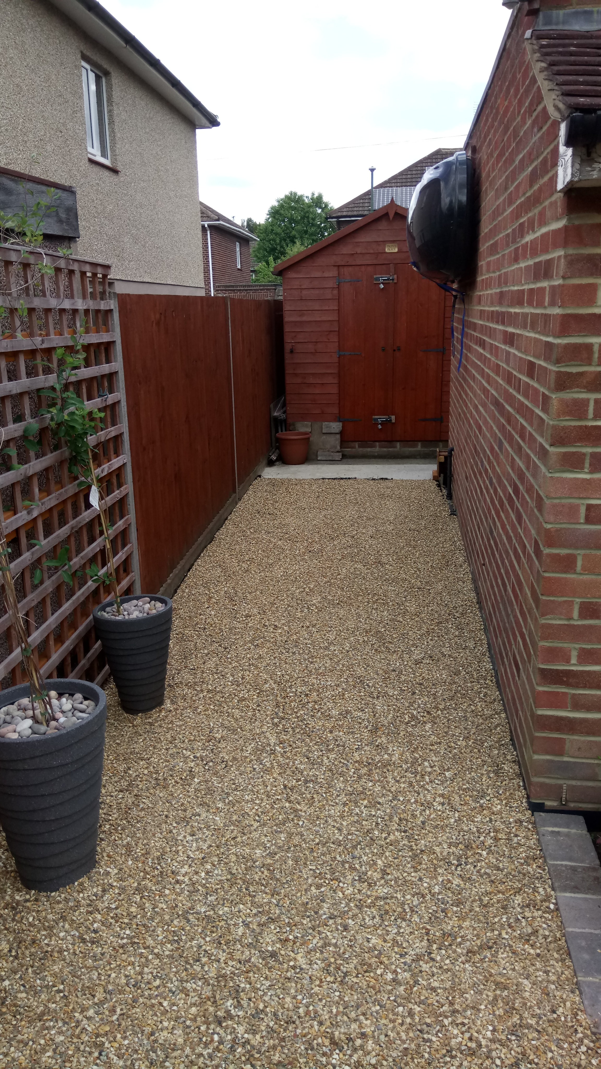 How to Perfectly Install a Gravel Driveway X-Grid Installed