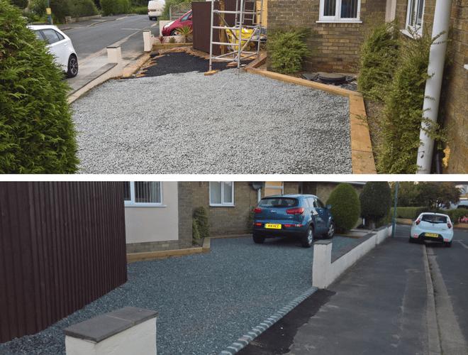 Bungalow X-Grid® Gravel Driveway Conclusion