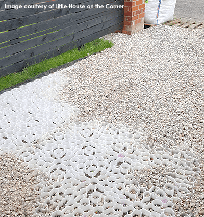 Pros and Cons of Gravel Driveways Little House on the Corner