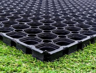 Versatile Rubber Grass mats