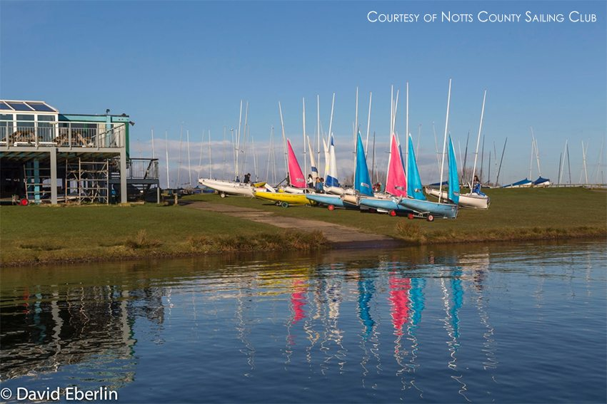 Unlikely Uses for MG Products Sailing Club