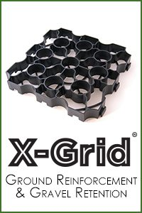 Unlikely Uses for MG Products X-Grid Framed