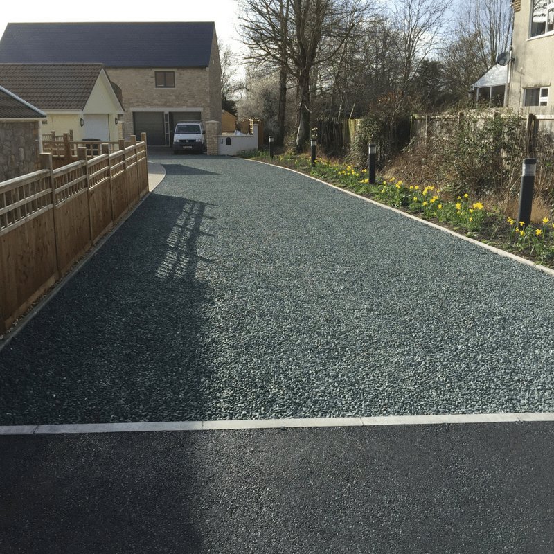 X-Grid® Gravel Driveway Featured Image