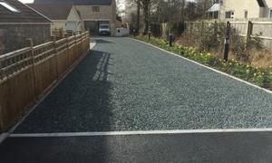 X-Grid® Gravel Driveway5