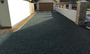 X-Grid® Gravel Driveway7