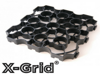 X-Grid Garden Paving