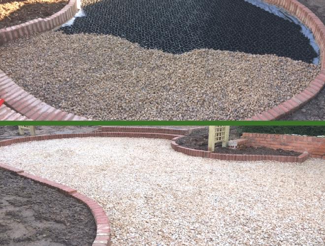 X-Grid Garden Paving Conclusion