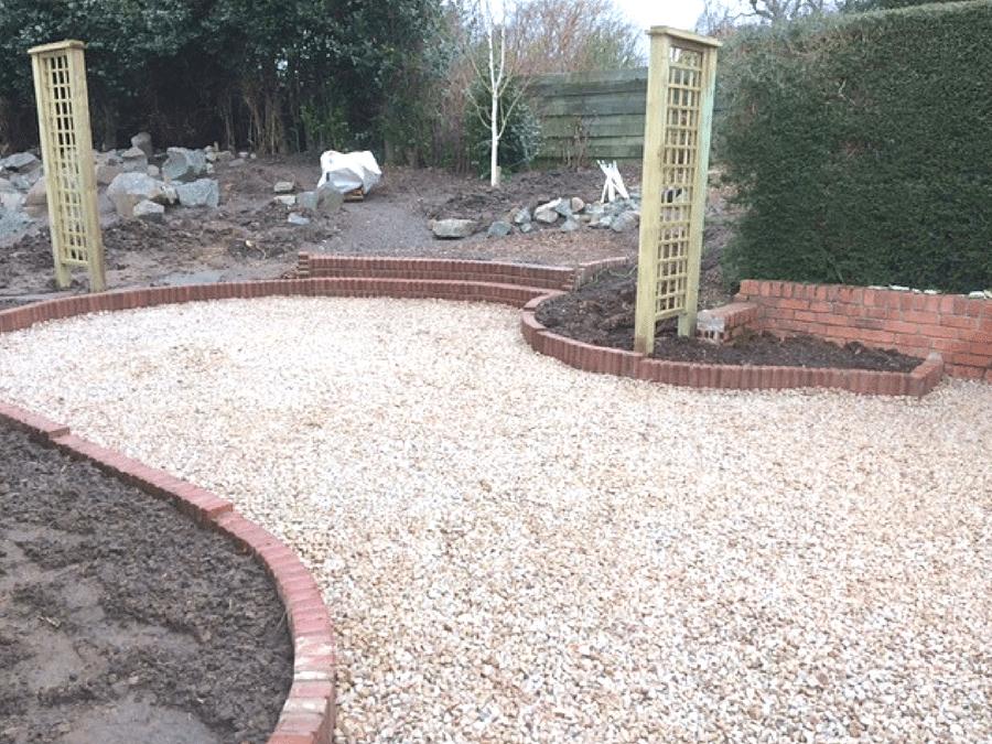 X-Grid Garden Paving Featured Image