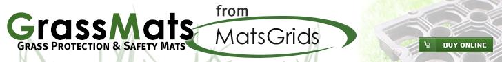 Grass Mats Banner