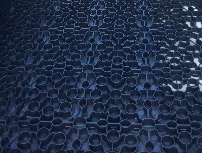 X-Grid Motorhome Parking