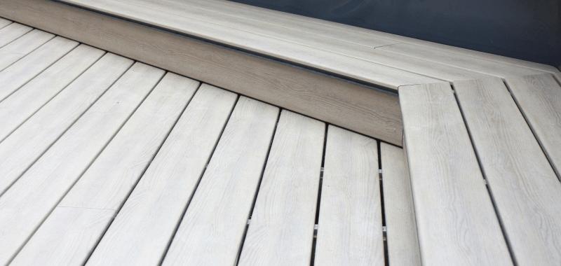 Anteak Oak Deck Plastic Decking Boards Featured Image