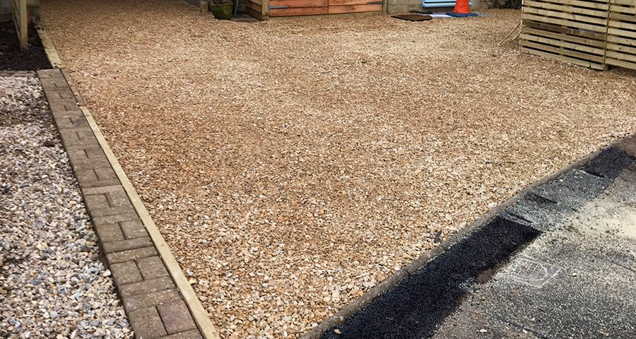 Gravel Driveway Installation - Domestic X-Grid® Case Study - Featured Image