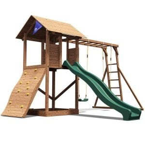 MaxiFort Frontier Climbing Frame - Dunster House