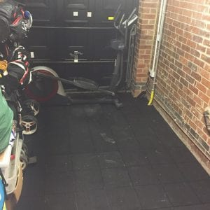 Rubber Gym Mats Used To Create A Home Gym: conclusion