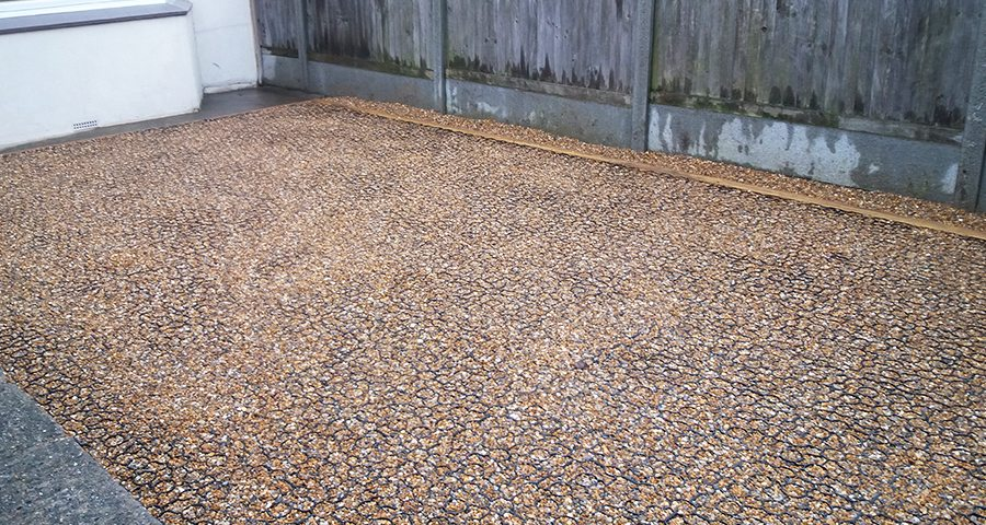 28m² Gravel Driveway Created Using X-Grid Featured-Image