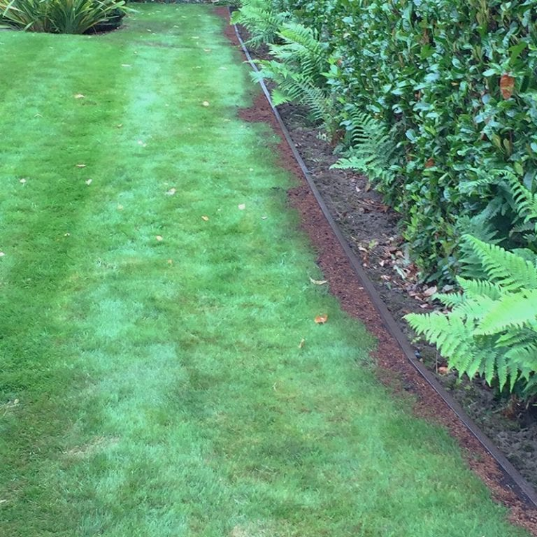 Lawn Edging Plank Installation Case Study: Conclusion