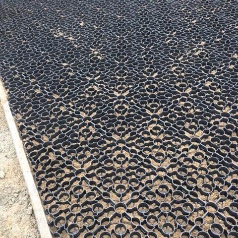 121m² X-Grid® Gravel Driveway Case Study: About X-Grid