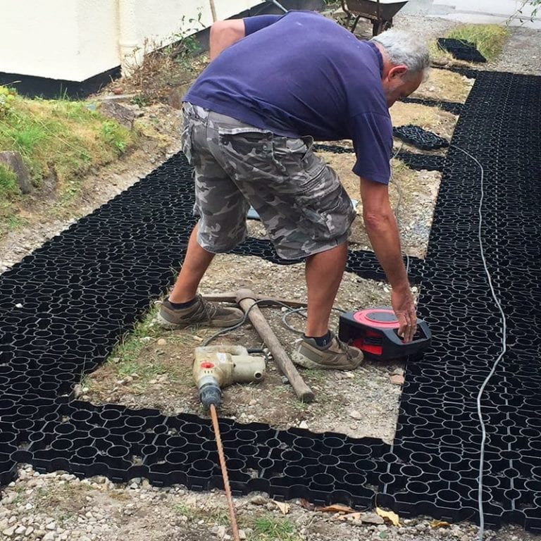 Installing the X-Grid®
