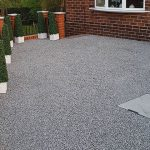 Steep Front Garden Transformed Into A 30m² X-Grid® Gravel Driveway - Featured Image