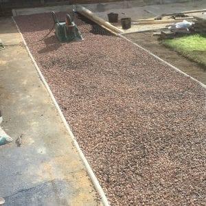 Installing X-Grid® Gravel Patio