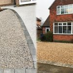 Two Gravel Driveway Installations By West Bridgford Landscaping Ltd - Featured Image
