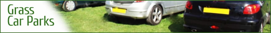 Grass Car Parking with X-Grid by MatsGrids