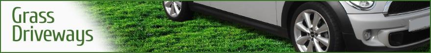 Grass Driveways in X-Grid by MatsGrids