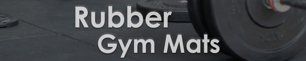 Rubber Gym Mats Header
