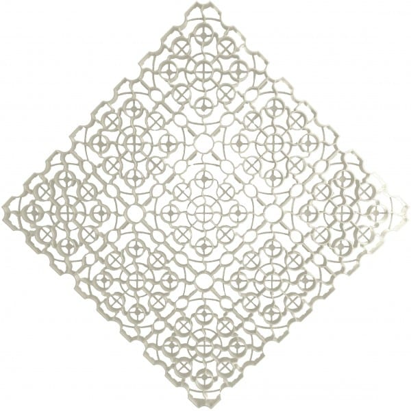 X-Grid White Plastic Driveway Grid for decorative Gravel
