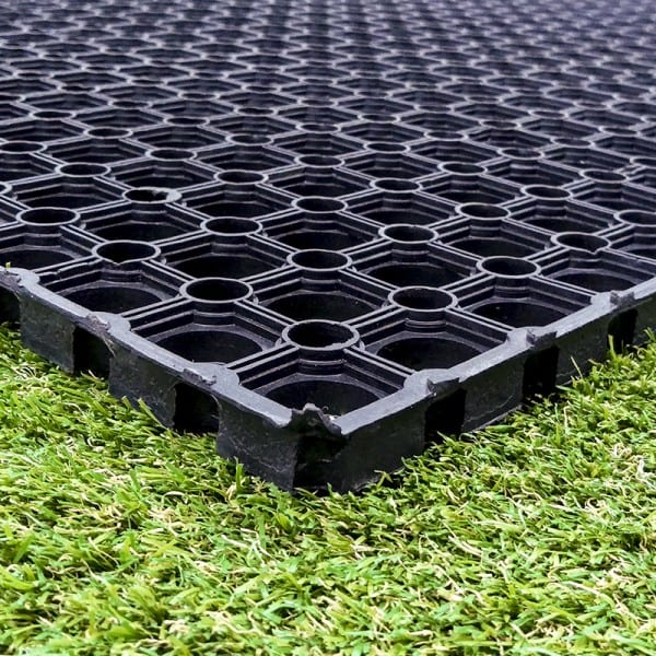 Grass Protection Mats 16mm thick 150x100cms