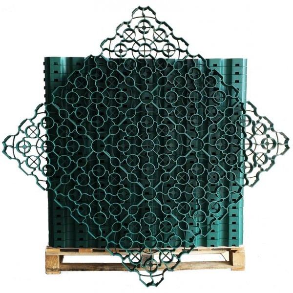 Green X-Grid® Porous Grass Pavers