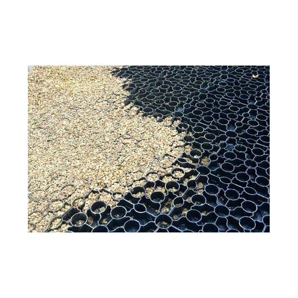 Black X-Grid® Ground Reinforcement Grids