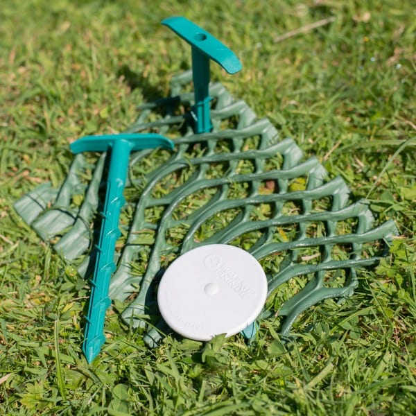 Parking Delineator Cap for TurfMesh Anchor Peg