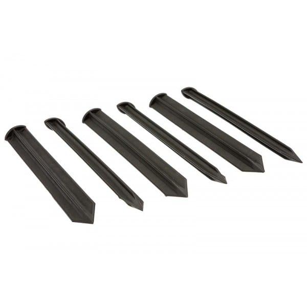 Plastic Nails 250mm Qty 10