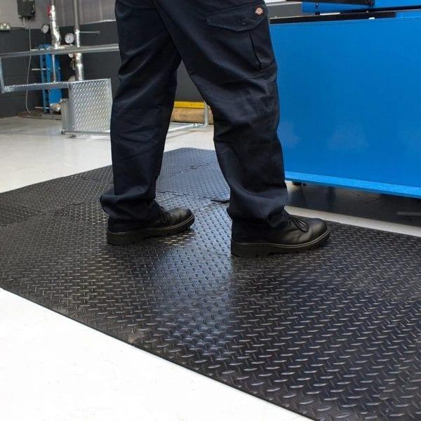 Deckplate Connect Anti Fatigue Kitchen Mat